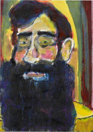 Porträt of an Artist III - Ryan Mosley