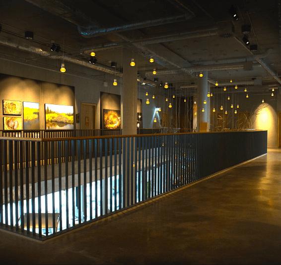 Galerie im Wälderhaus, Foto: Lars Schneider