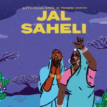 JAL SAHELI Single Cover