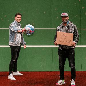 Künstler Parist und Coach Esume