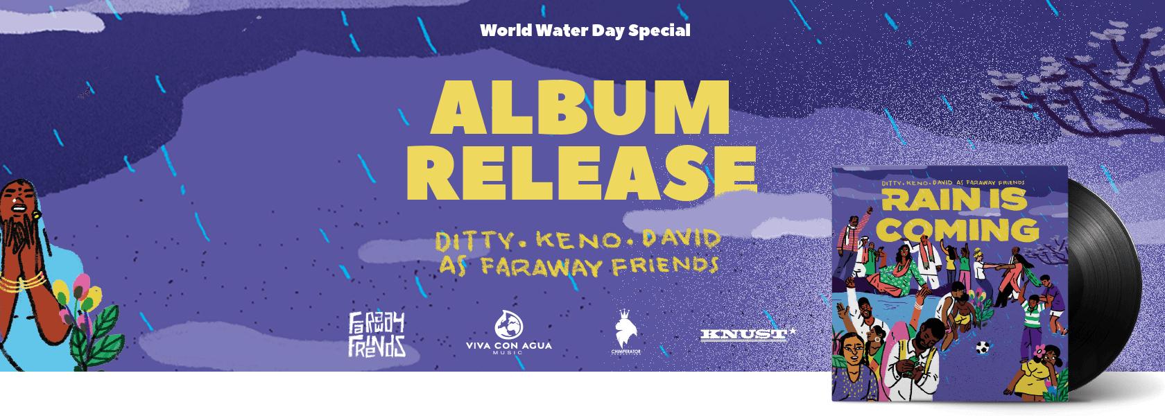 Faraway Friends Album Release