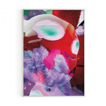 Artprint MHD 02 by Kelly Diepenbrock