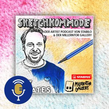 Der Artist-Podcast von Stabilo und Viva con Agua ARTS